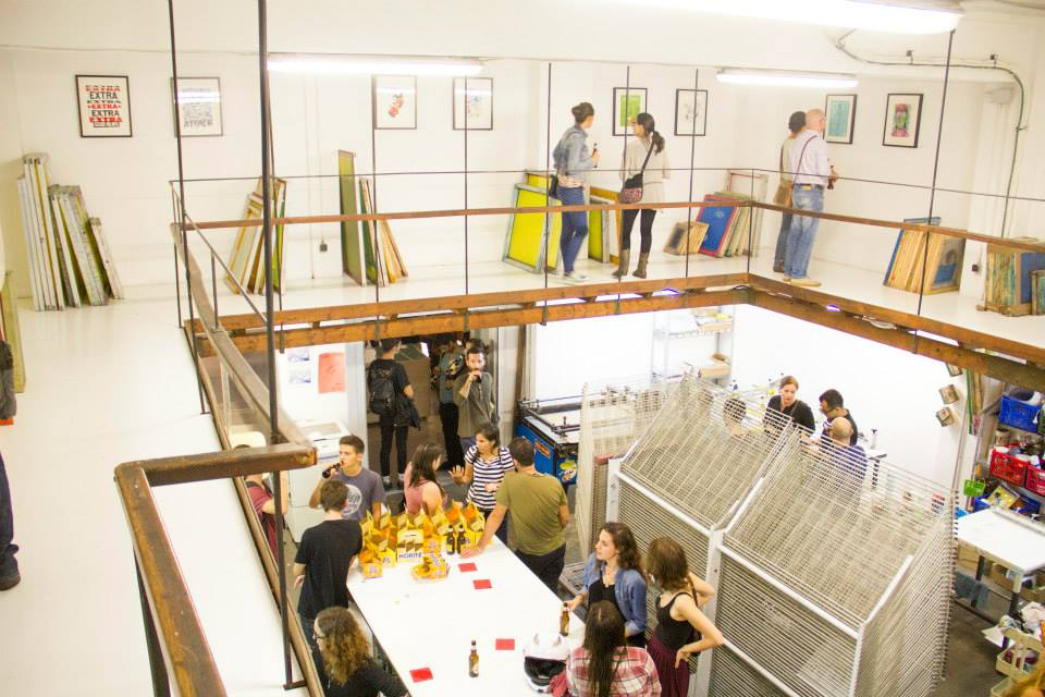 Sericum-tipos-graphis-exhibition-printworkers-barcelona-1